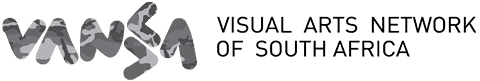 Visual Arts Network of South Africa logo