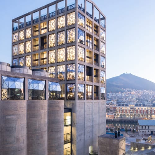 Zeitz-MOCAA-Building