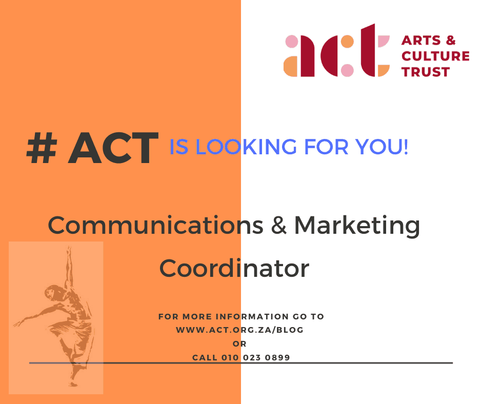 #ACT is looking for you (2)