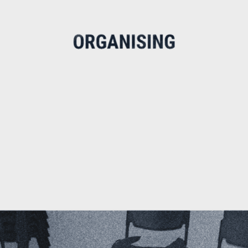 organising toolkit cover